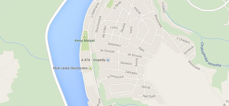 lavka-mapa